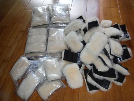lambs wool tips