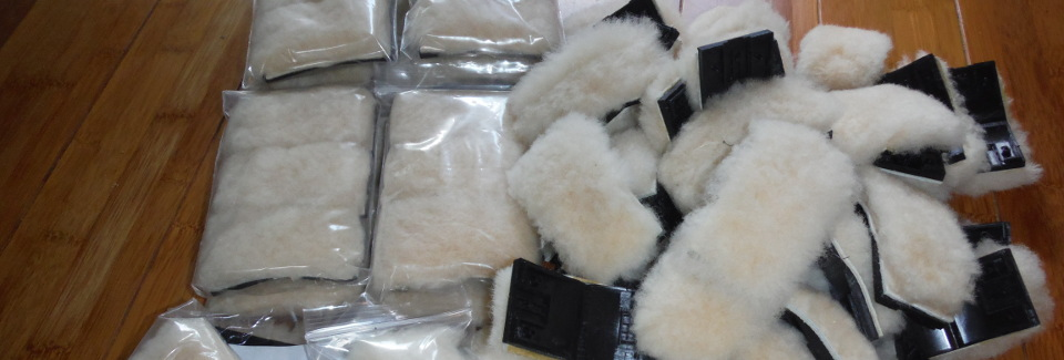 Shootz Tools Lamb Wool Tips